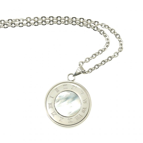 5663IST Necklace with Mother of Pearl